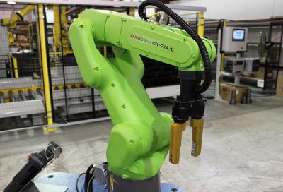 Kolaborativní robot FANUC CR